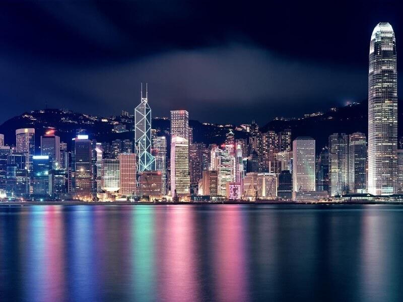 Du lịch Hồng Kông - cảng biển Victoria