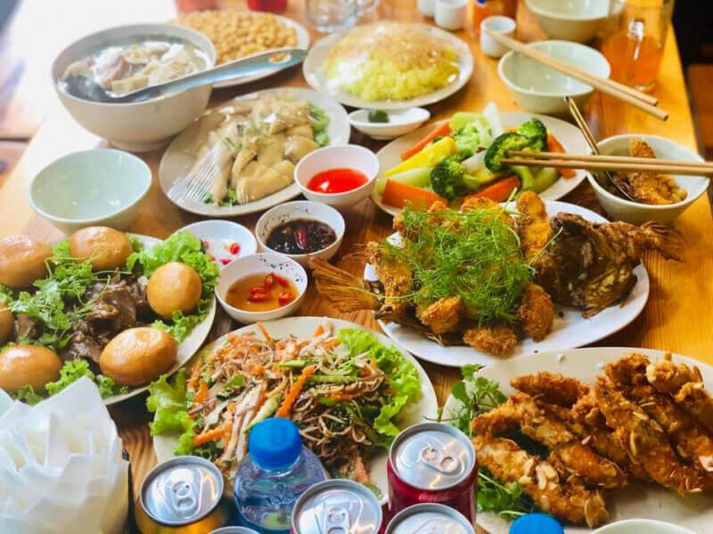 Khu ẩm thực tại đường phố Nanking khiến khách du lịchHồng Kông không thể bỏ qua