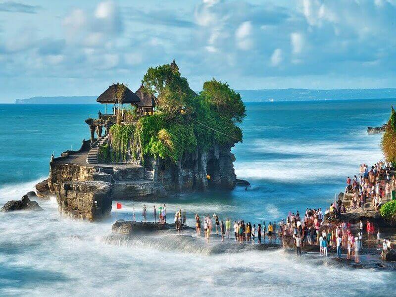 Bali - điểm du lịch Indonesia được nhiều khách lựa chọn nhất