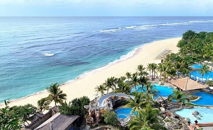 Du lịch Indonesia đến Bãi biển Dreamingland bạn sẽ như tách biệt hoàn toàn với xã hội công nghiệp