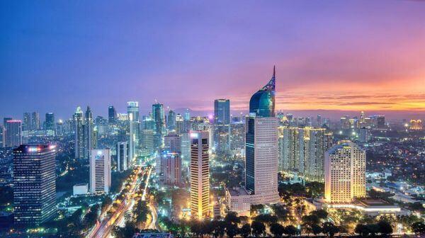 Du lịch Indonesia khám phà thủ đô Jakarta xinh đẹp