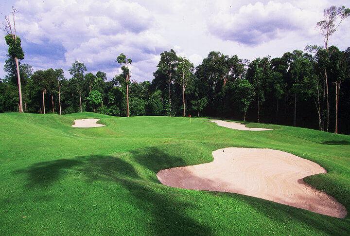 du lịch Indonesia - Sân golf