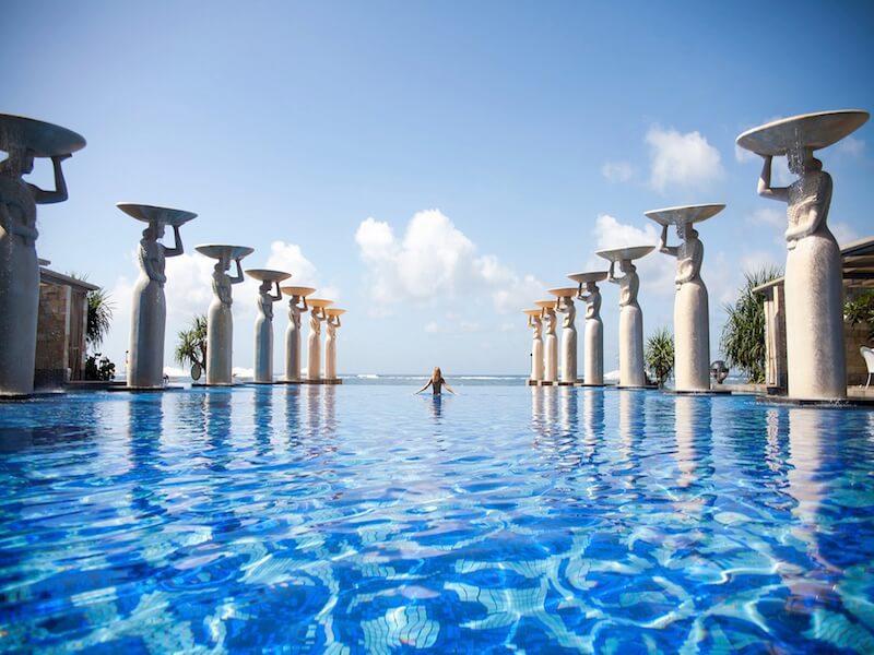 The Mulia Bali - khu nghỉ dưỡng luôn khiến khách du lịch Indonesia hài lòng