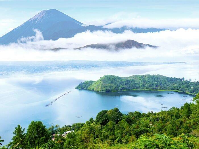 Hồ Toba - Điểm du lịch Indonesia nổi tiếng