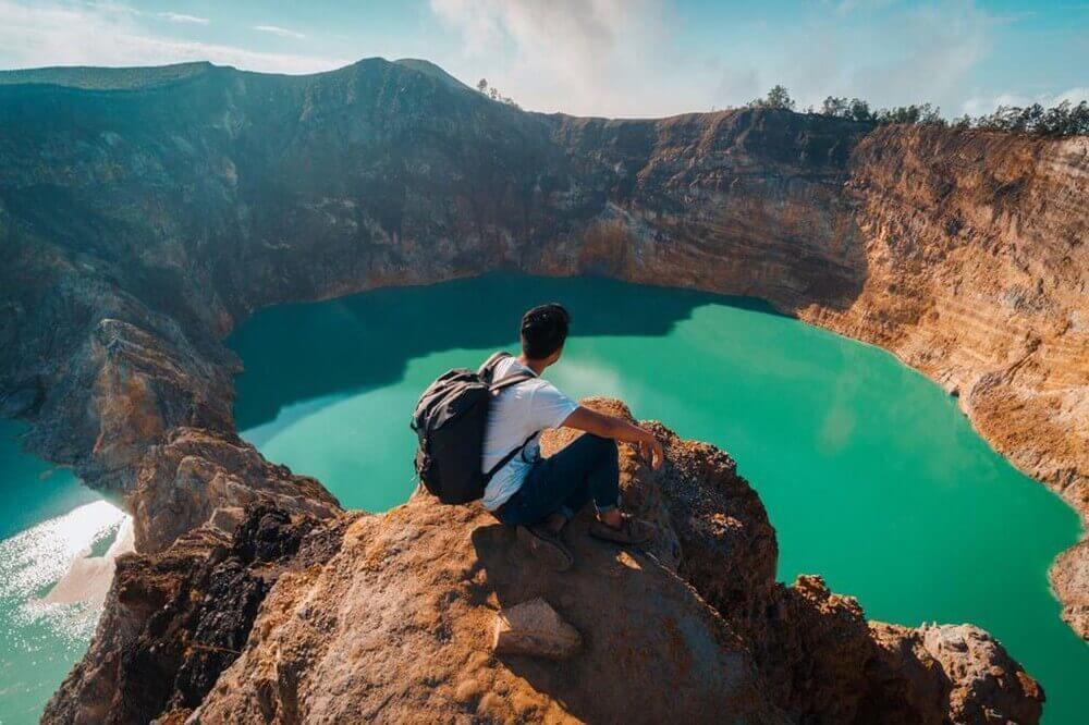 Những lần khách du lịch Indonesia vô tình rơi xuống hồ mà không tìm được xác