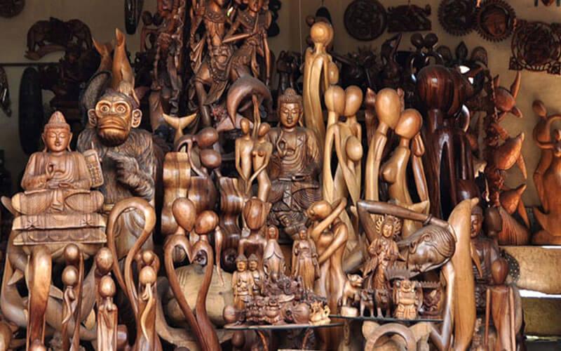 Kinh nghiệm mua sắm khi du lịch Indonesia: Mua gì, ở đâu?