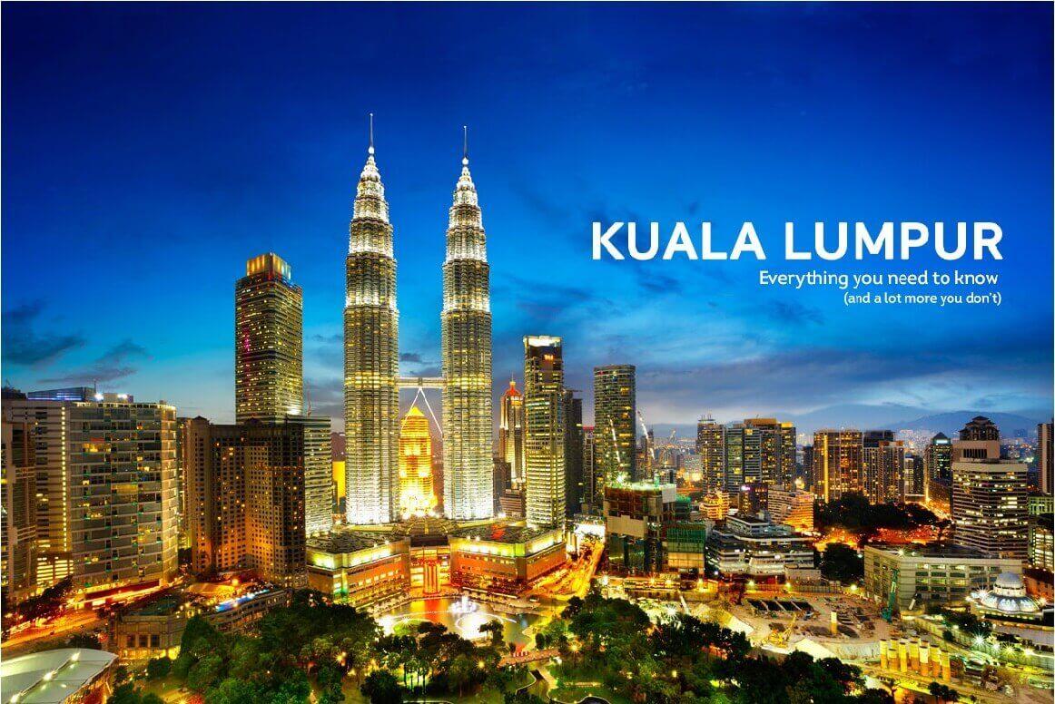 Du lịch Malaysia ghé thăm thủ đô Kuala lumpur