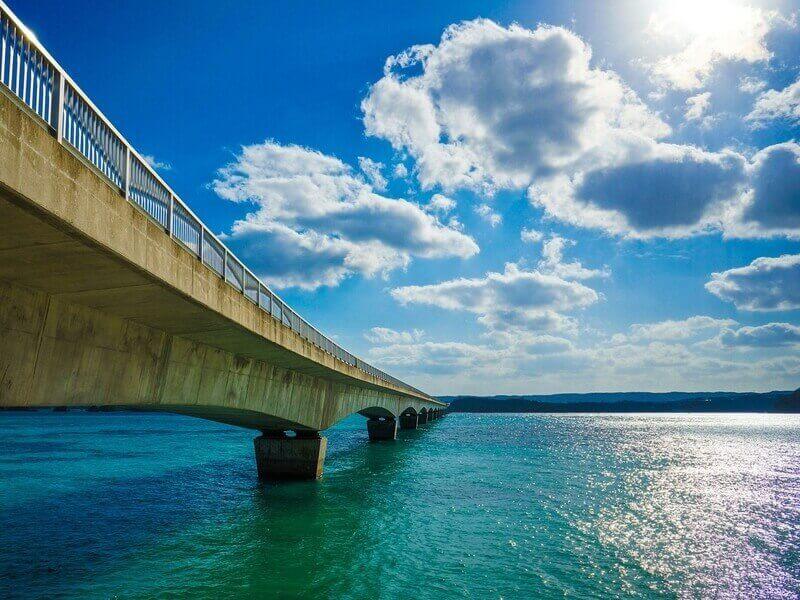 Một điểm đến không thể bỏ qua khi đi du lịch Nhật Bản chính là đảo Kouri.