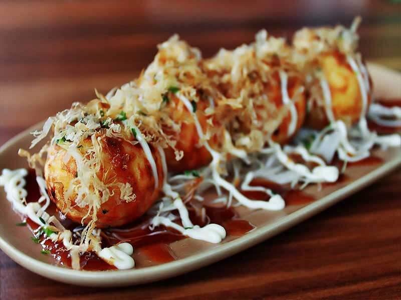 Nếu du lịch Hàn Quốc bạn nhất định phải nếm thử món ăn tròn xinh này