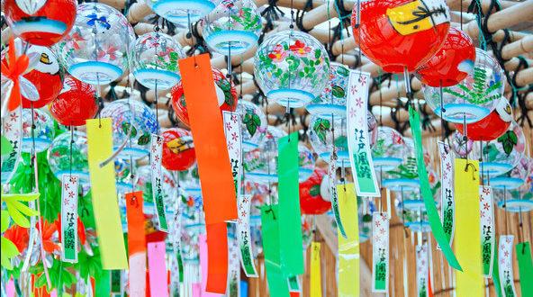 Du lịch Nhật Bản - Chuông gió Furin mang nhiều ý nghĩa đối với người dân