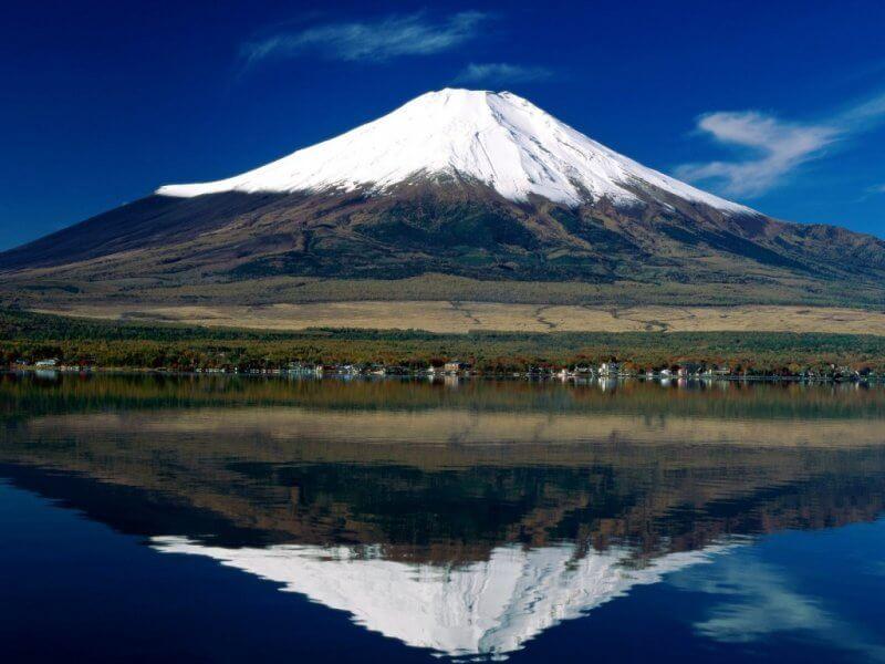 Núi Phú Sĩ - Chốn dừng chân lý tưởng khi đi du lịch ở Nhật Bản