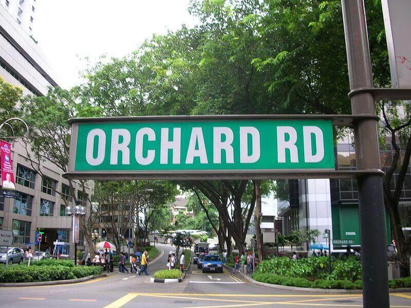 Nếu du lịch Singapore bạn không thể không đến với đường Orchard