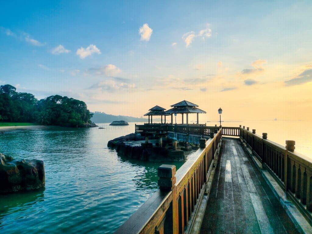 Du lịch Singapore - Đảo Pulau Ubin