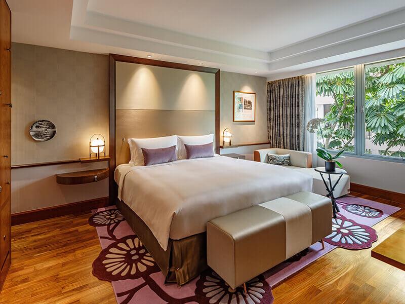 Những khu nghỉ dưỡng tuyệt hảo cho chuyến du lịch Singapore