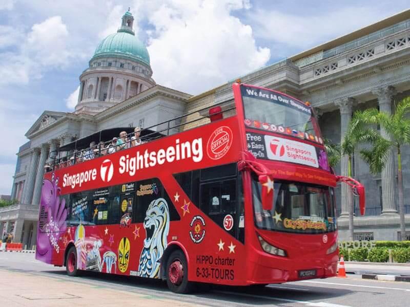 Du lịch Singapore lưu ý về phương tiện di chuyến