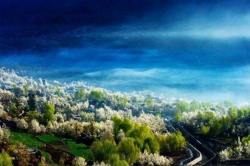 Du lịch Tây tạng mùa Thu