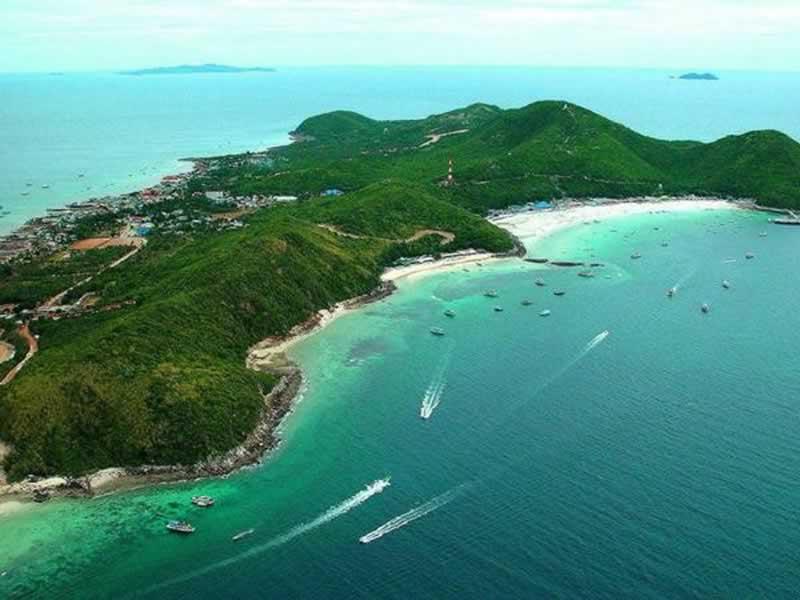 Đảo Pattaya - Điểm du lịch nổi tiếng ở Thái Lan