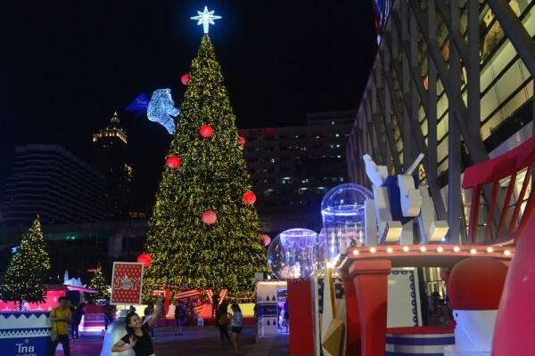 Du lịch Thái Lan - Giáng sinh