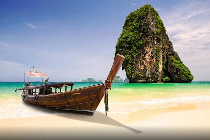 Hành trình khám phá biển đảo trong chuyến du lịch Thái Lan