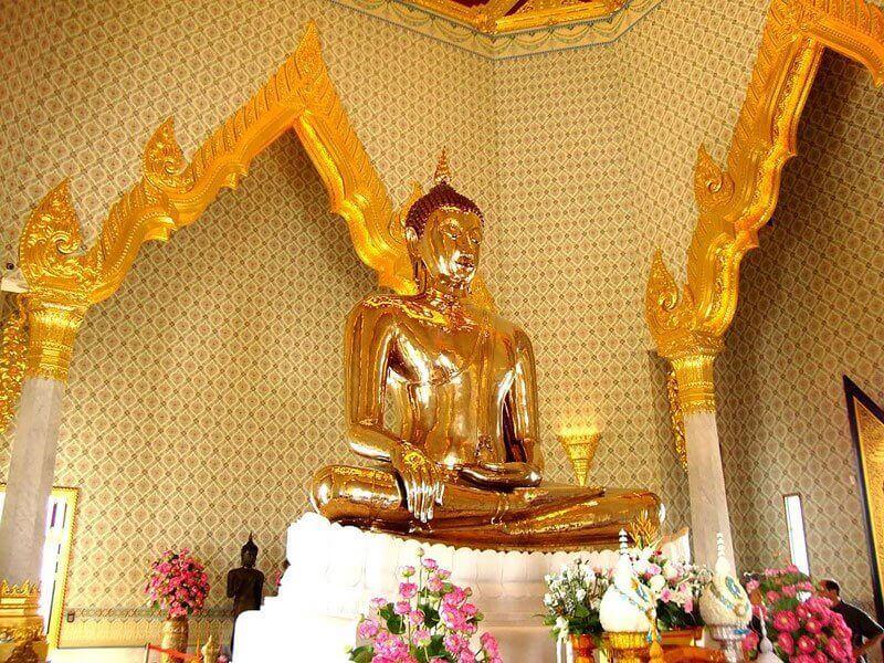 Du lịch Thái Lan - Chùa Phật Ngọc