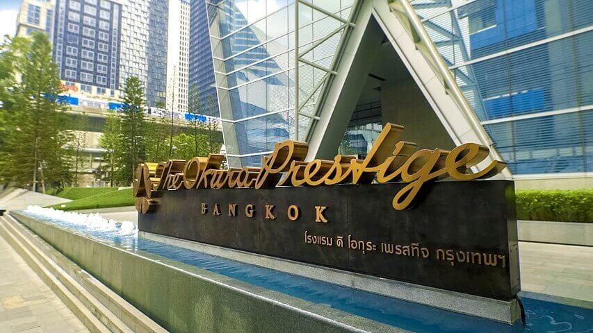 Du lịch Thái Lan - Khách sạn Okura Prestige