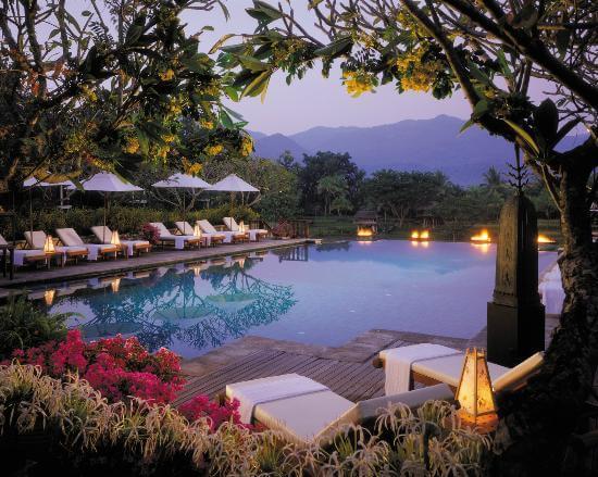 Khu nghỉ dưỡng Four Season – Chiang Mai Thái Lan