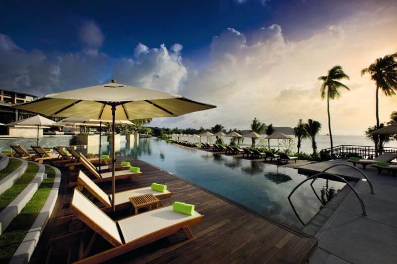 Khu nghỉ dưỡng Radisson Blu Plaza Phuket Panwa được khách du lịch Thái Lan lựa chọn hàng đầu