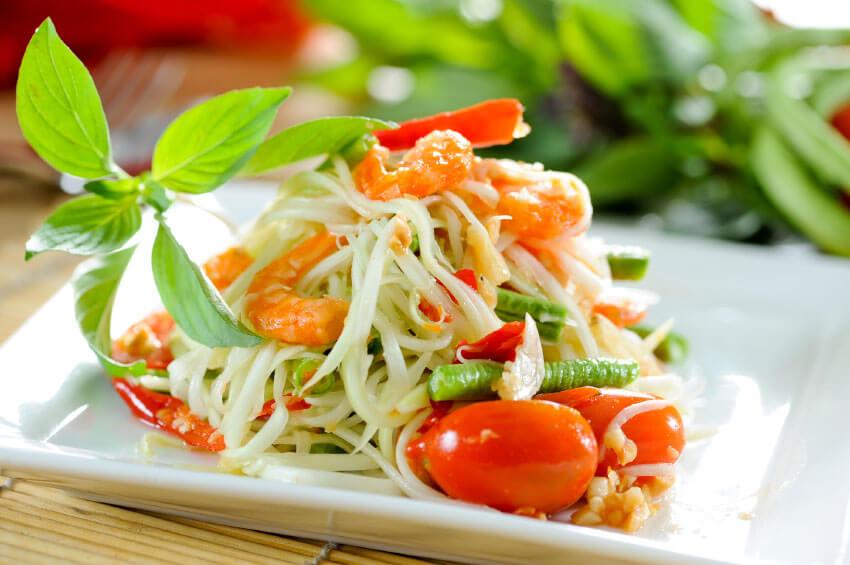 Du lịch Thái Lan thưởng thức những món ăn hấp dẫn