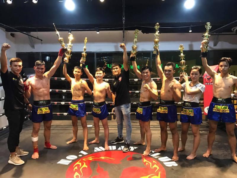 Du lịch Thái Lan - Trận đấu võ Muay Thai