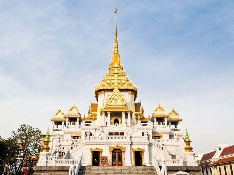 Wat Traimit - điểm du lịch phải ghé thăm một lần trong đời
