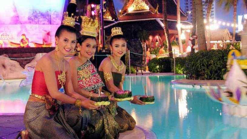 Du lịch Thái Lan - Người Thái Lan thân thiện