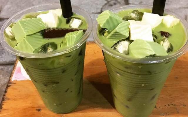 Du lịch Thái Lan thưởng thức trà sữa thái
