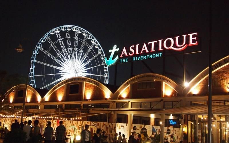 Asiatique The Riverfront - Điểm mua sắm  lý tưởng dành cho khách du lịch Thái Lan