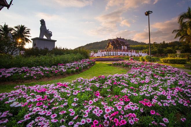 Du lịch Thái Lan mùa mát