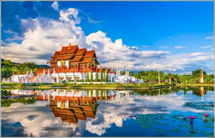 tìm hiểu thời tiết các mùa khi du lịch Thái Lan