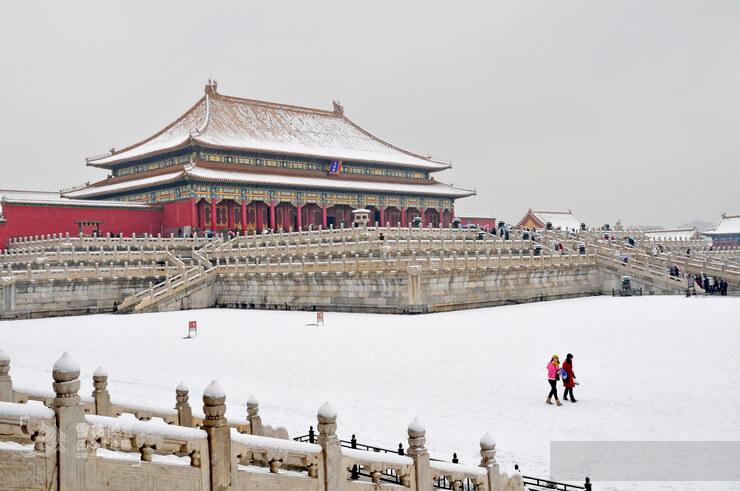 Du lịch Trung Quốc mùa Đông khám phá thành phố Bắc kinh