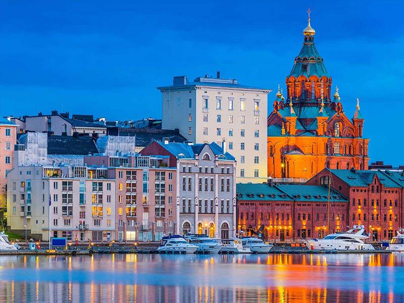 Có nên đi du lịch Bắc Âu vào mùa thu