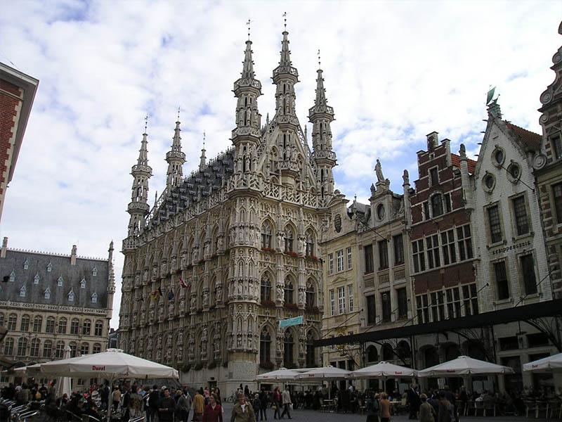 Mùa đông du lịch Bỉ nên đi đâu và ăn gì