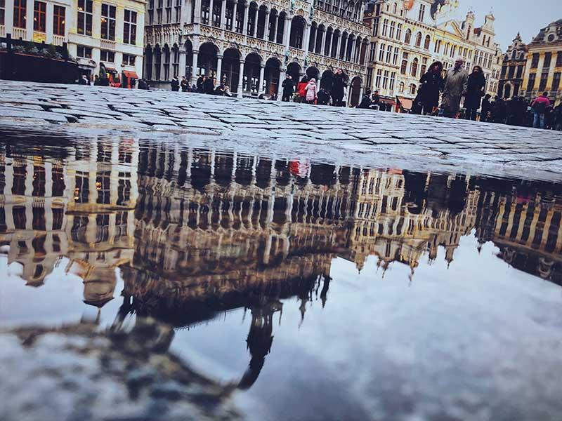 Kinh nghiệm du lịch Bỉ giá tiết kiệm nhất