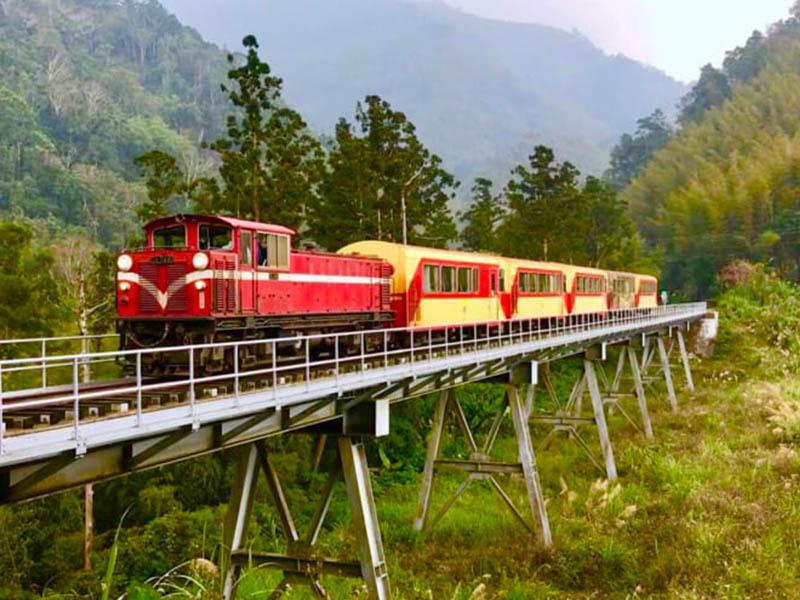 Đài Loan và những điểm đến du lịch đặc sắc vào mùa thu
