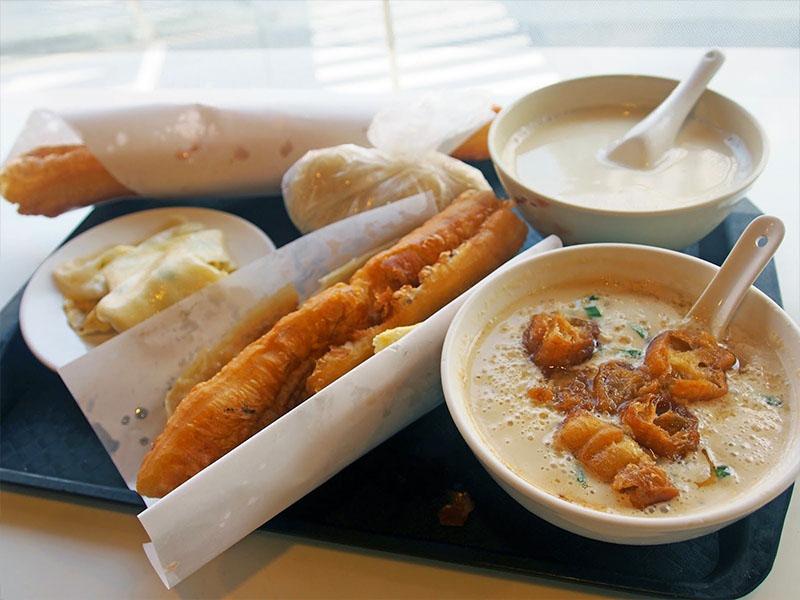 Thưởng thức những món ăn ngon khi du lịch Đài Loan mùa thu