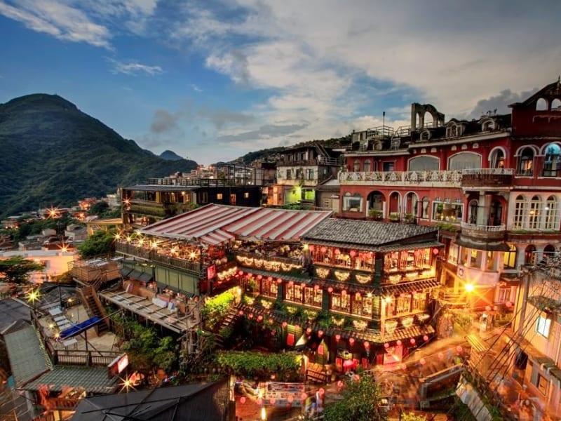 Top 7 điểm du lịch Đài Loan không thể không đến