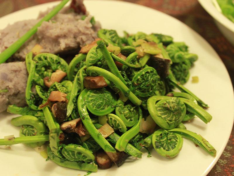 Mùa thu Đài Loan những món ăn không thể không thử khi du lịch