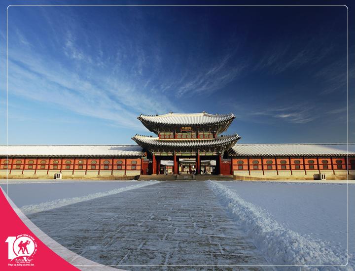 Top 3 địa điểm du lịch Hàn Quốc đẹp quên lối về