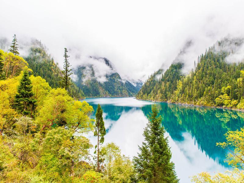 Vì sao nên du lịch Trung Quốc vào mùa thu?