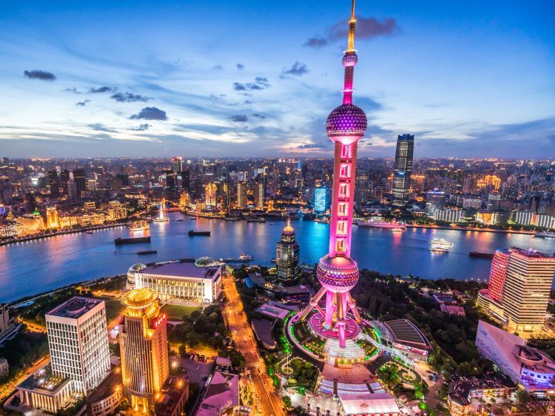 Đi du lịch Trung Quốc dễ như trở bàn tay