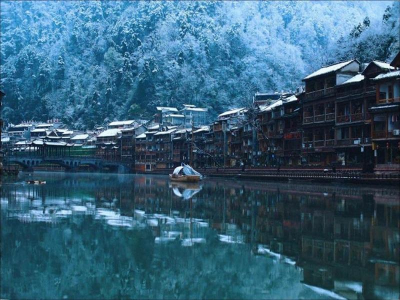 Du lịch Trung Quốc mùa thu có đẹp không