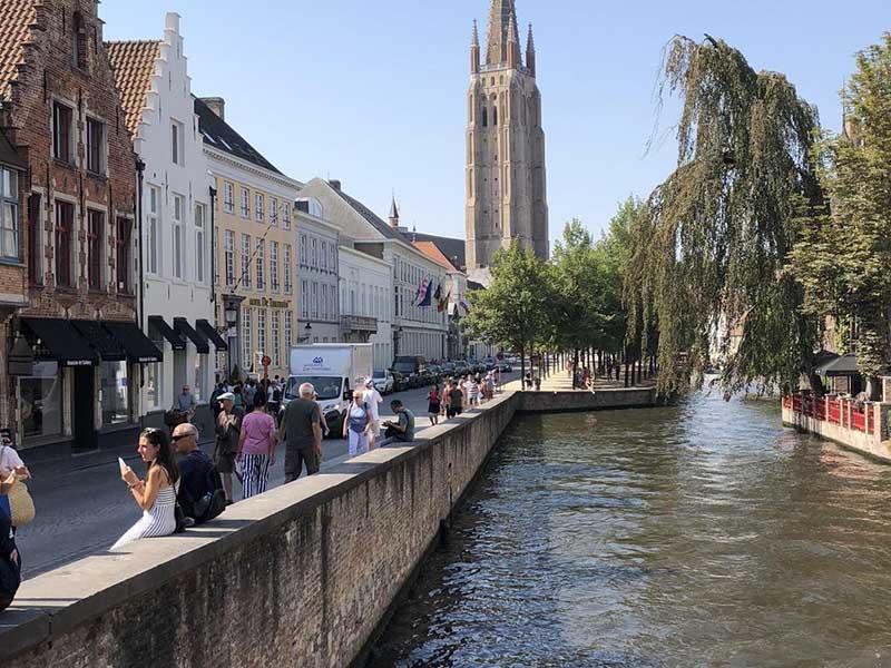 Có nên du lịch nước Bỉ vào mùa thu