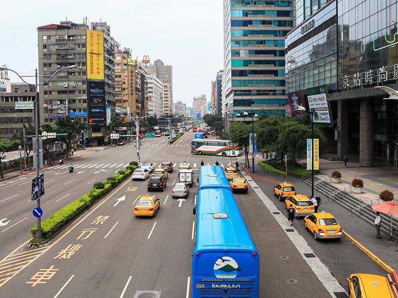 Du lịch Đài Loan - Hệ thống giao thông