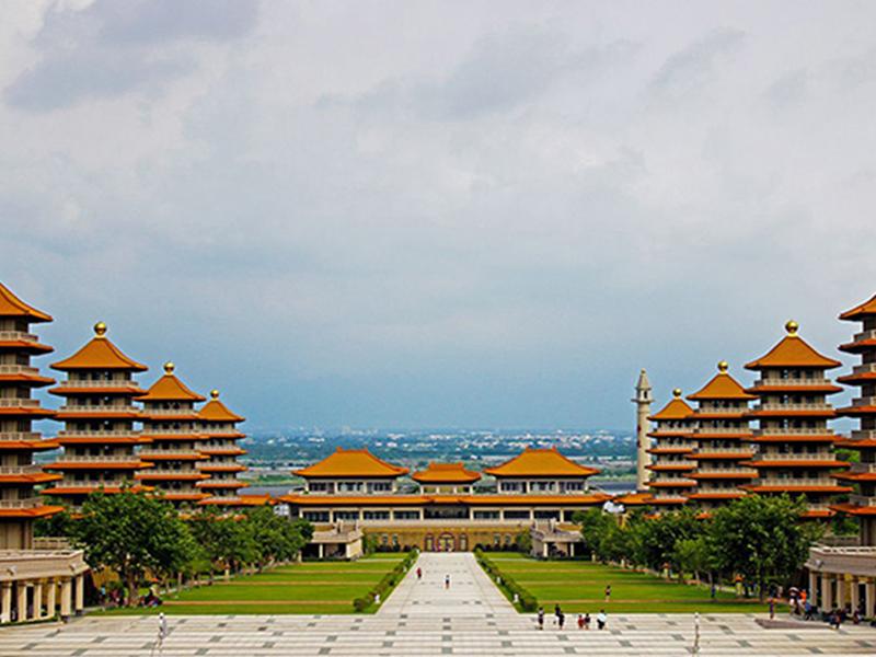 Du lịch Đài Loan - Phong cảnh thiên nhiên